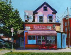 Curtis Eley - Charlie's Cafe, Norfolk