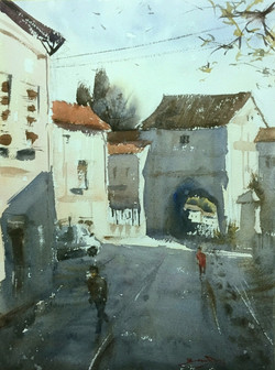Dominik Baricevic - Noyers Arch