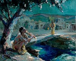 Richard Alan Nichols - Moonlight Serenade