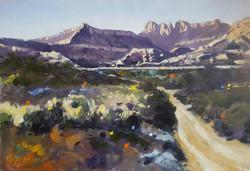 Dieter Berner - Utah Cliffs