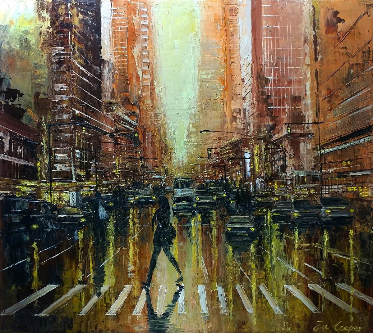 Ziv Cooper - Evening Reflections
