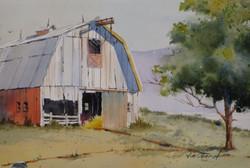 Jim Oberst - Gambrel Roof Barn