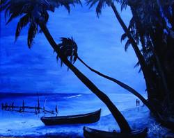 Alan Lakin - Midnight Stroll in Paradise