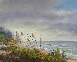 Diane Mannion - Hermitage Looking South