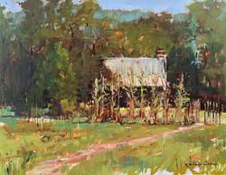 Kathie Odom - Corn Cabin