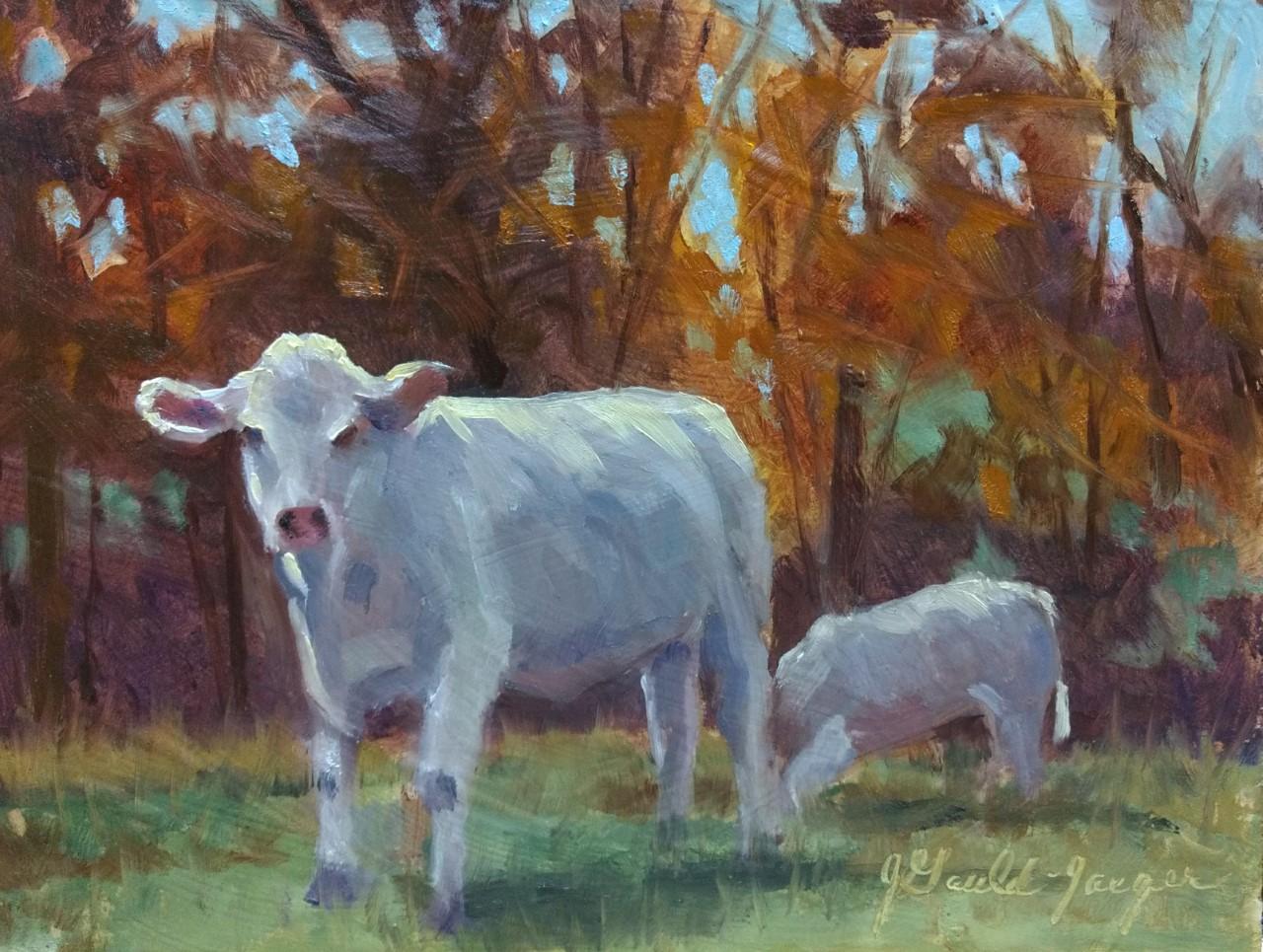 Jean Gauld-Jaeger - A Little Bull