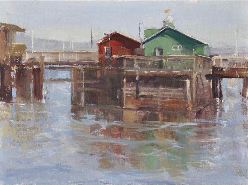 Fran Ellisor - Fisherman's Wharf