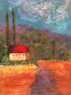 Suzanne Leslie - Tuscan Serenity