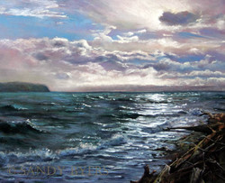 Sandy Byers - Backside of the Storm