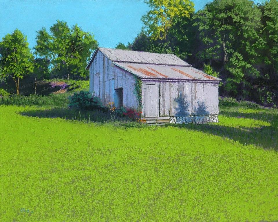 Curtis Eley - Cedar Point Barn (No. 2) - Luray, VA