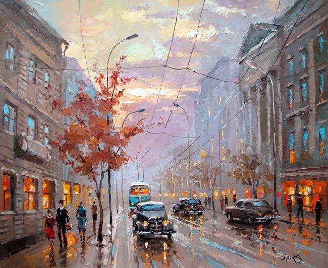 Dmitry Spiros - Autumn Rhapsody