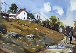 David Finnell - Walking Home