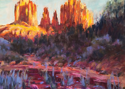 Donna H. Branson - Cathedral Rock
