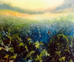 Catherine Caulfield Russell - Summer Field