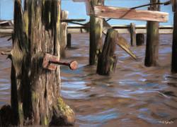 Christopher Reid - Abandoned Pier