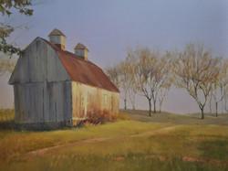 Karen Blackwood - Barn at Dodge Mansion 1