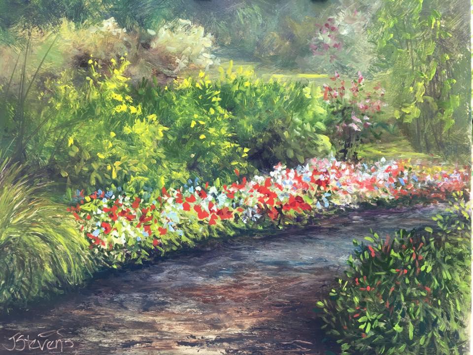 Julia Norton Stevens - Mounts Botanical