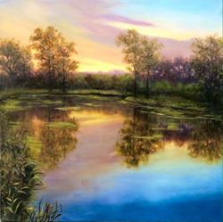 John Nichols - Delta Sunset