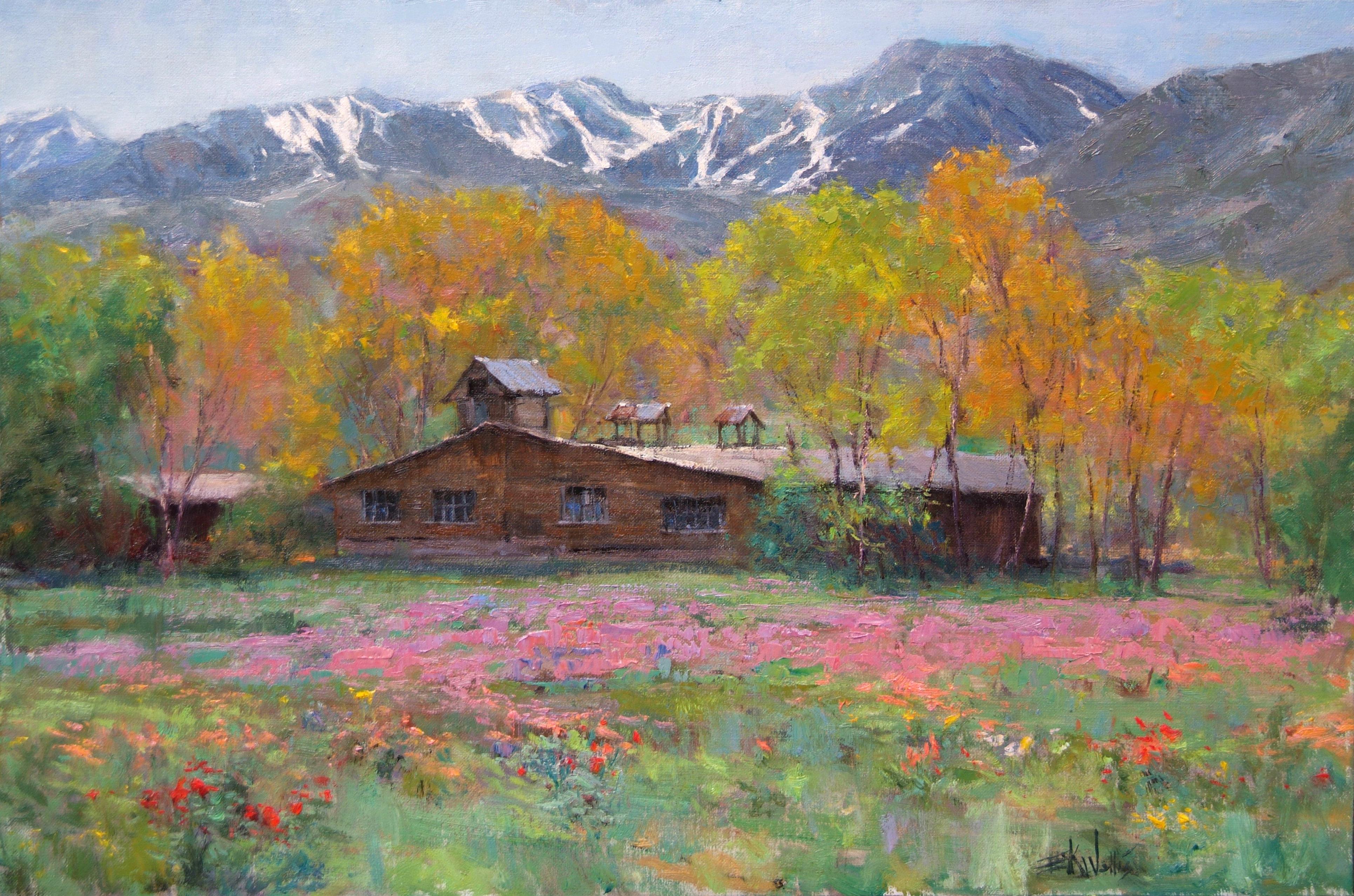 Eric wallis - A Spring Saturday