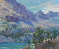 Lori Putnam - August Blue Lake