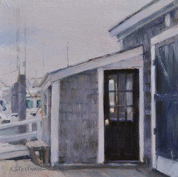Karen Blackwood - On the Boat Landing