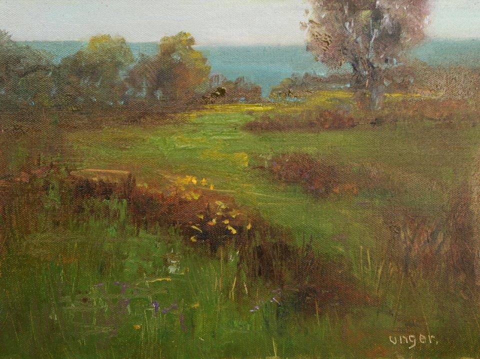 JoAnne Wood Unger - Spring Greens