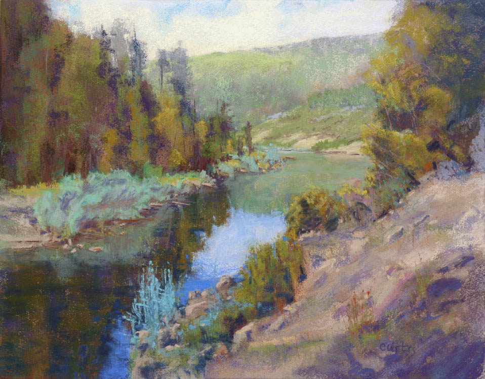 Linda Curtis - View from the Trail