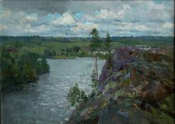 Alexander Zimin - Landscape