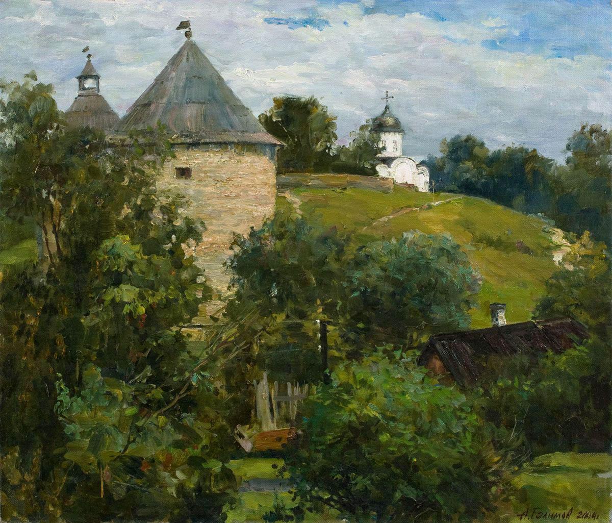Azat Galimov - Old Ladoga