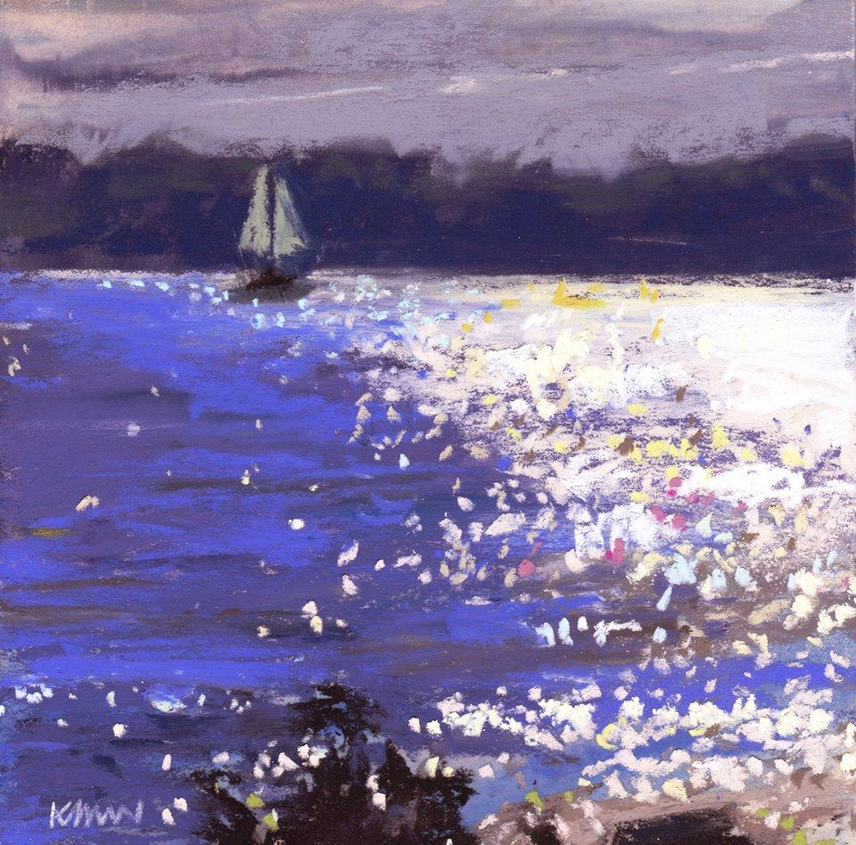 Kim Morin Weineck - Water Sparkle