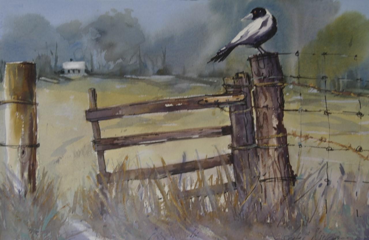 Anki Wickison - Farm Gate