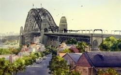 Joe Cartwright - The Rocks, Sydney