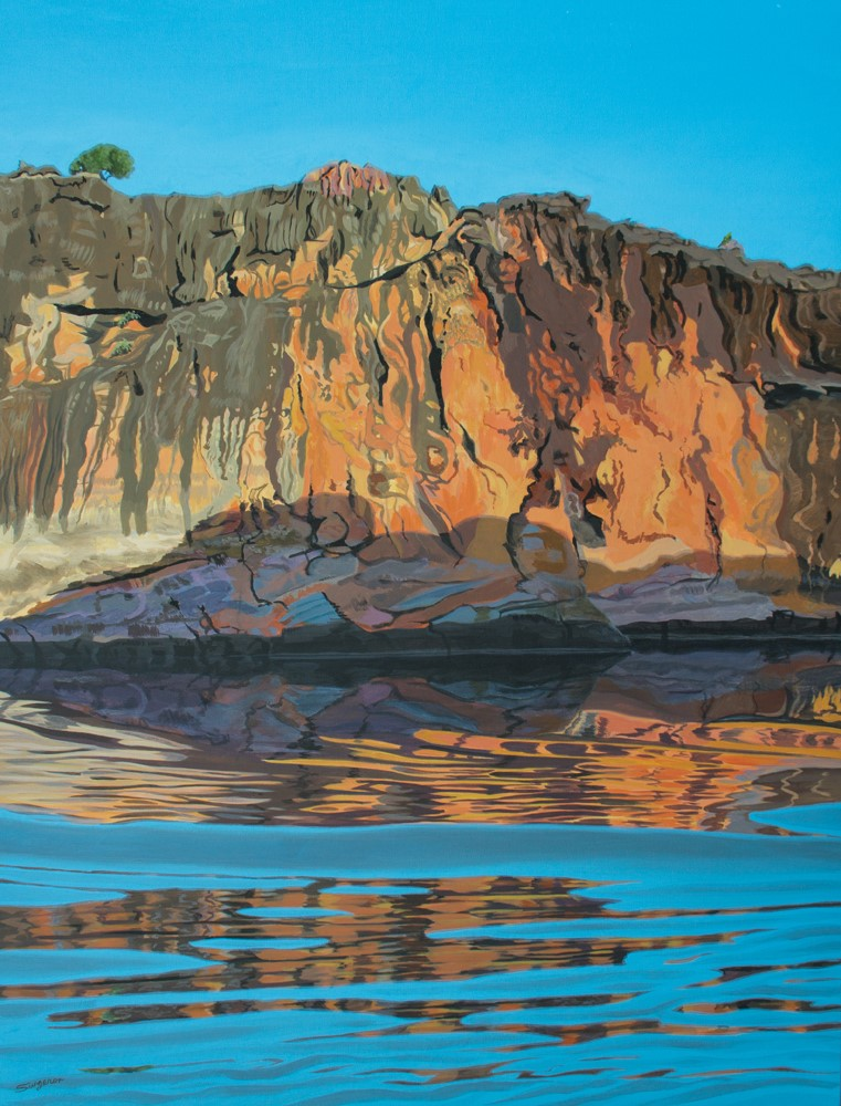 Freda Surgenor - Outback Reflections