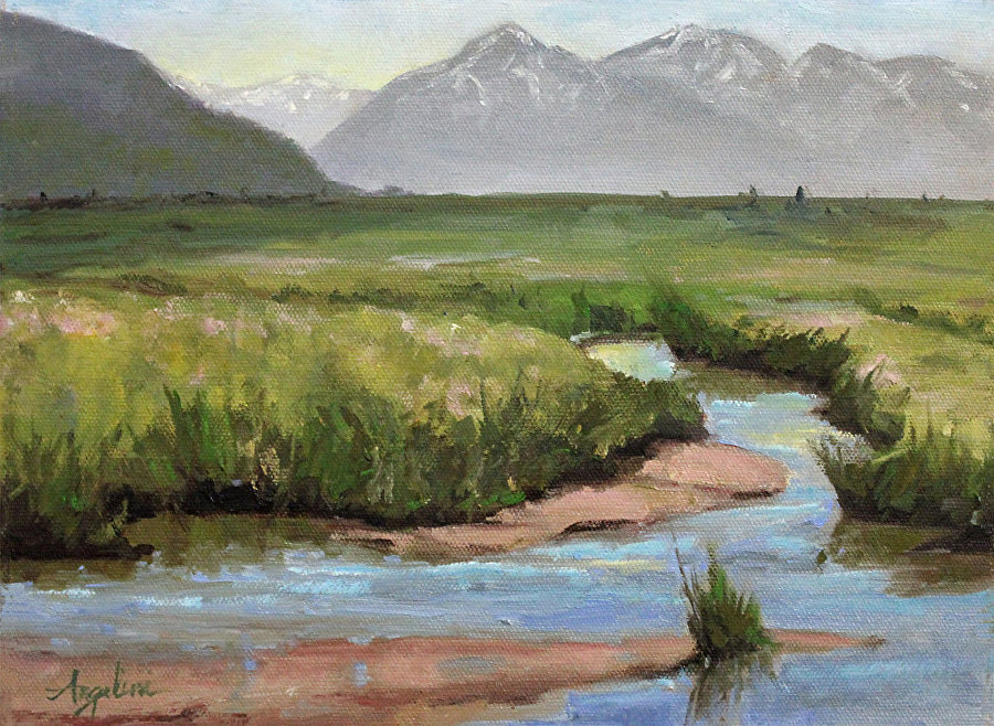 Nancy Angelini Crawford - Potters Marsh