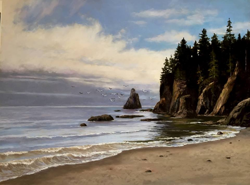 Candi Ferguson - Coastal Serenity
