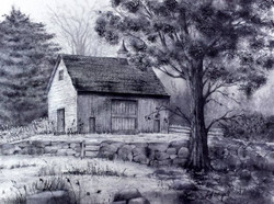 Liz McGee - Country Barn