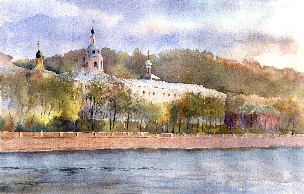 Vladimir Tuporshin - St. Andrew's Monastery