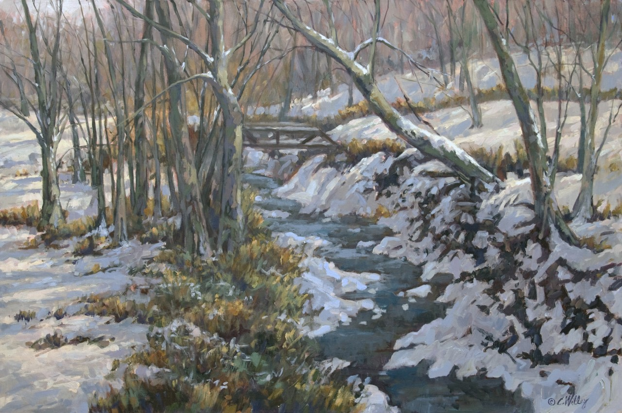 Chris Willey - Marr Creek, January