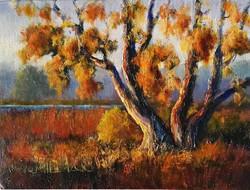 Ina Millman - Autumn Tree