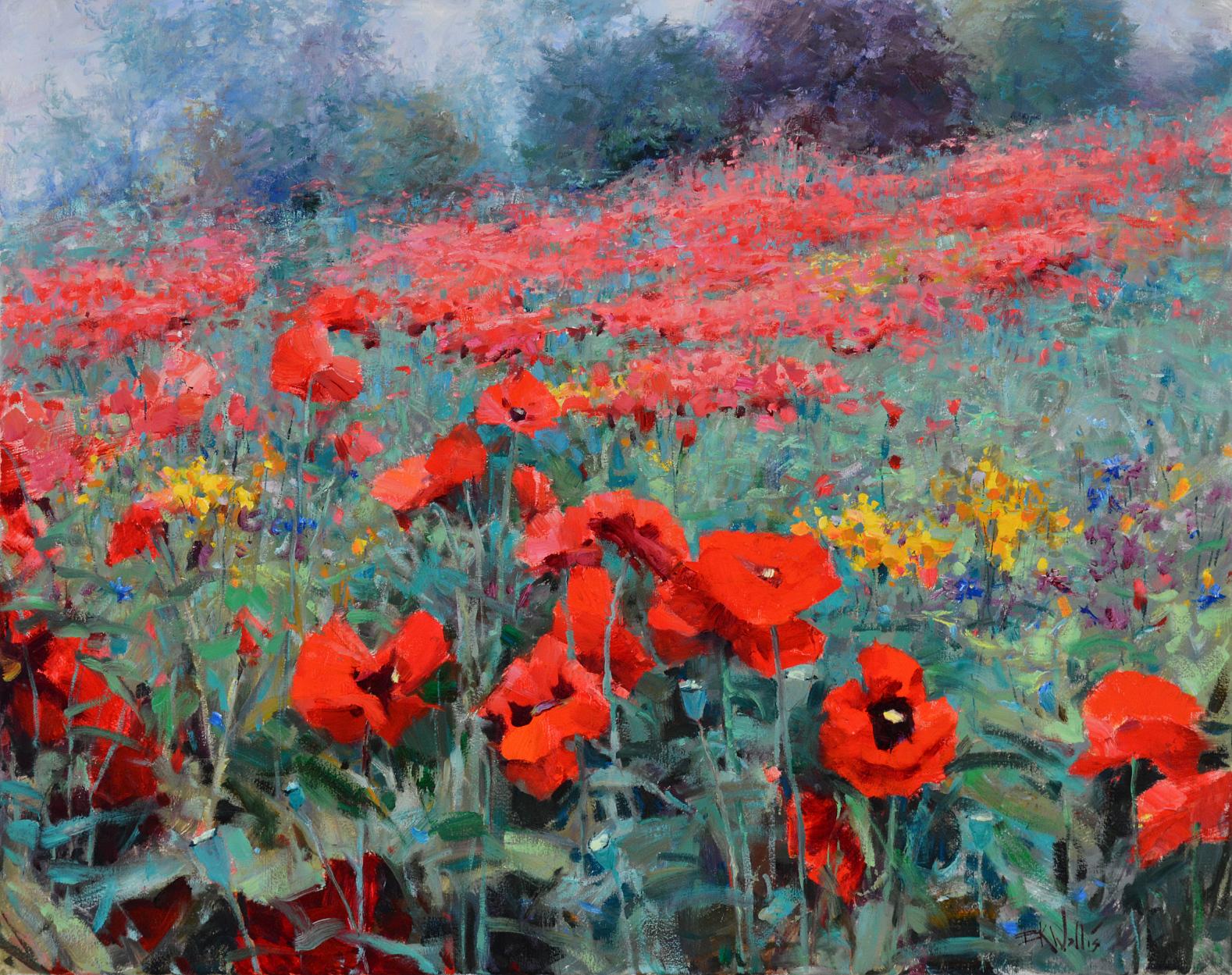 Eric Wallis - Poppy Lovely