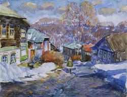 Alexander Shevelev - Plyos Ostrovsky Street