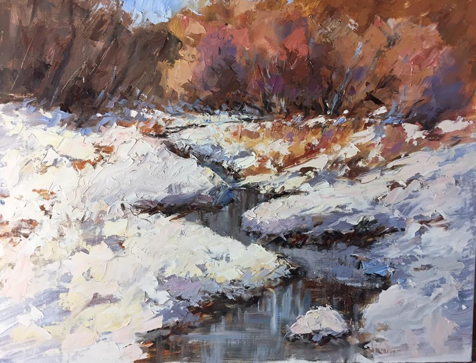 Ginny Takacs - First Snow