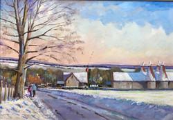 Mike Samson - Winter Walk in Kent