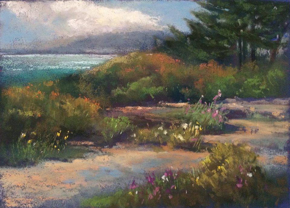 Janis Ellison - Carmel by the Sea