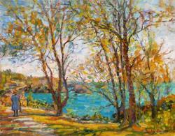 Ramona Dooley - Springtime Stroll