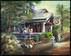 Sharon Abbott-Furze - Bill's Tavern, Cannon Beach, OR