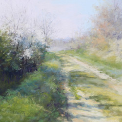 Florence Penouty - Hawthorns I
