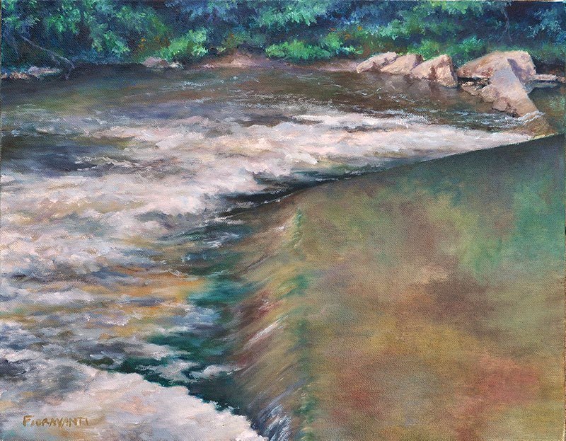 Jeff Fioravanti - Turmoil (Antietam Creek, Antietam National Battlefield)