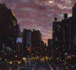 Richard Rosenblatt - Looking South, Lafayette Street