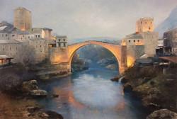 Javad Soleimanpour - Mostar Bridge